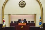 김영준 도의원, 도의회 본회의장에서 구로차량기지 이전반대 주장