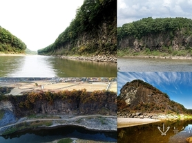 50만년의 시간이 빚은 '한탄강' 유네스코 '세계지질공원' 지정