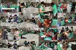 철산1동새마을협의회.부녀회, 삼계탕 나눔 행사